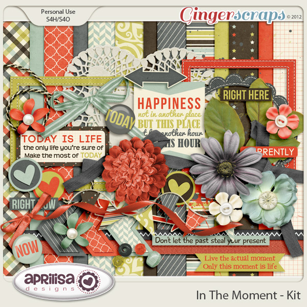 In The Moment - Kit by Aprilisa Designs