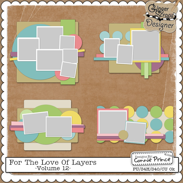 For The Love Of Layers - Volume 12