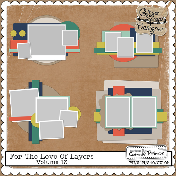 For The Love Of Layers - Vol 14 (CU Ok)