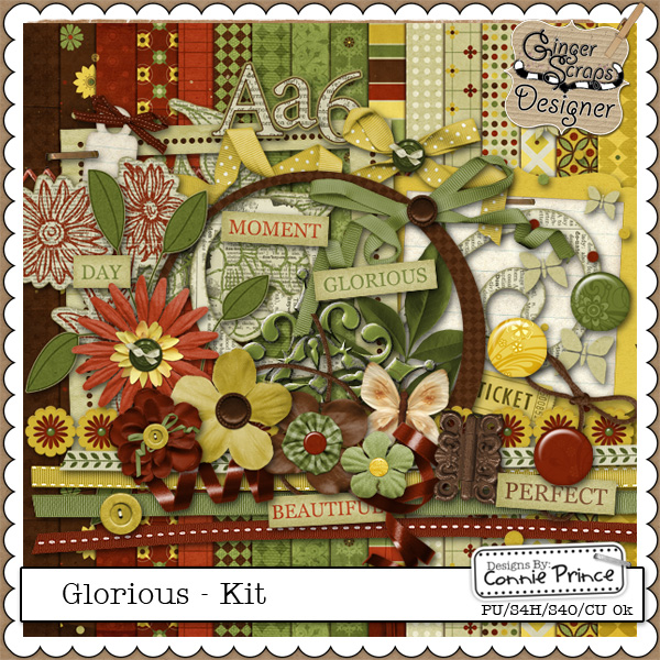 Glorious - Kit
