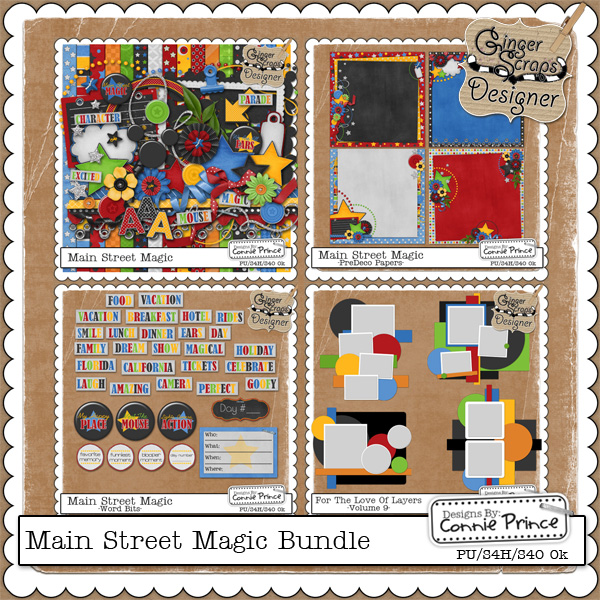 Main Street Magic - Value Bundle