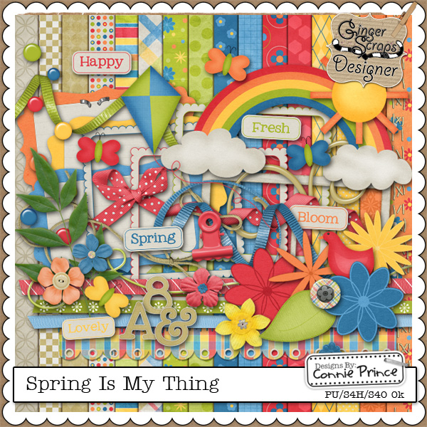 Spring Is My Thing - Kit
