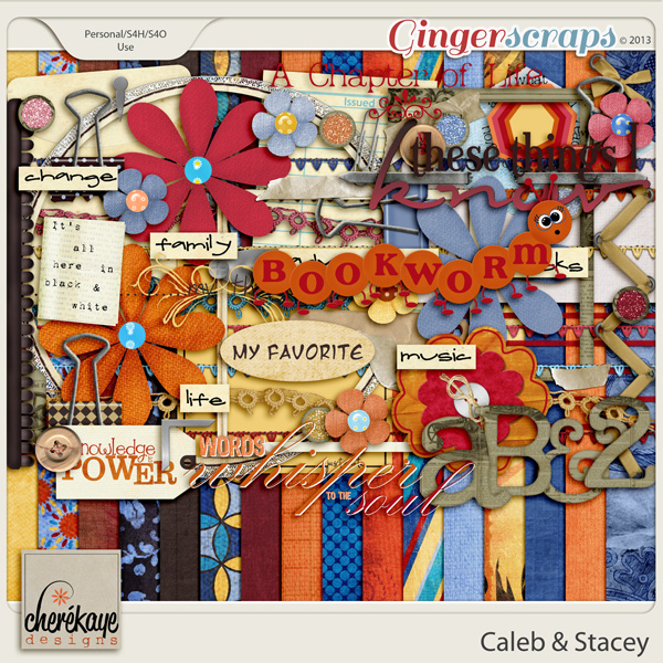Caleb and Stacey by Chere Kaye Designs