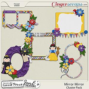 Mirror Mirror - Cluster Pack