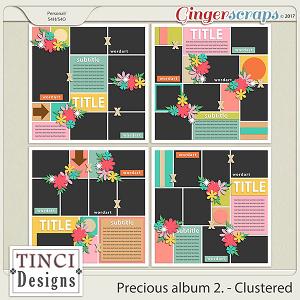 Precious album 2. - Clustered