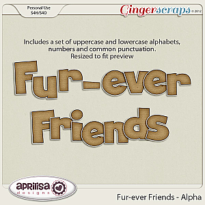 Fur-ever Friends Alpha