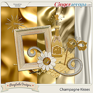 Champagne Kisses Add-On