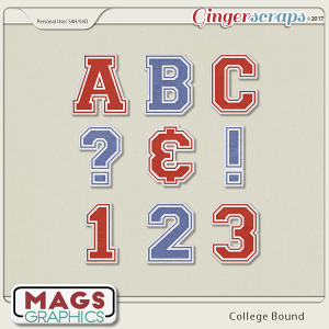 College Bound ALPHA by MagsGraphics