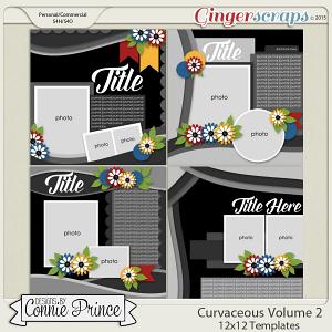 Curvaceous Volume 2 - 12x12 Temps (CU Ok)