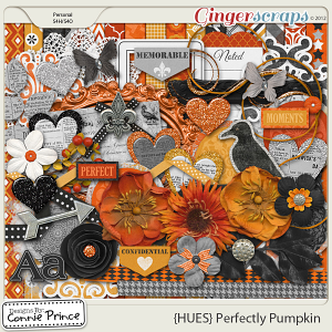 {HUES} Perfectly Pumpkin - Kit
