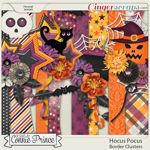 Hocus Pocus - Border Clusters