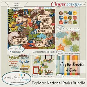 Explore: National Parks Bundle