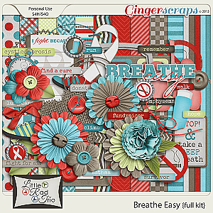 Breathe Easy {full kit}