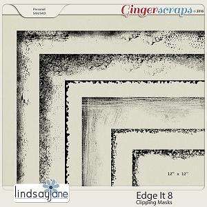 Edge It 8 by Lindsay Jane