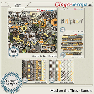 Mud On The Tires - Bundle