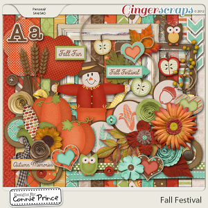 Retiring Soon - Fall Festival - Kit