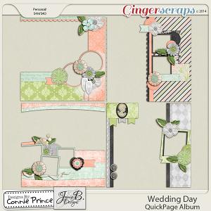 Wedding Day - QuickPage Album