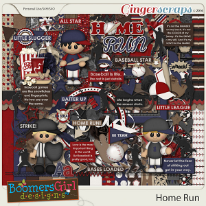 Home Run by BoomersGirl Designs