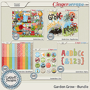 Garden Grow - Bundle
