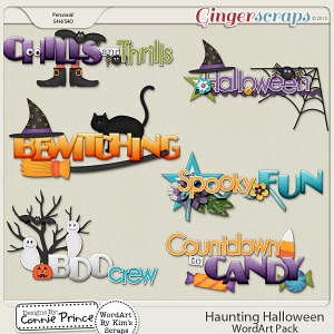 Retiring Soon - Haunting Halloween - Word Art
