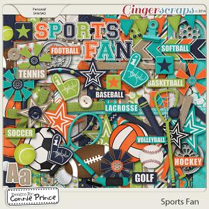 Sports Fan - Kit