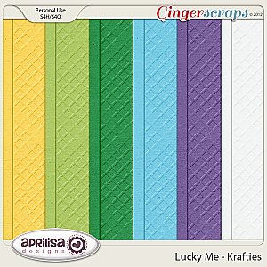 Lucky Me Krafties by Aprilisa Designs