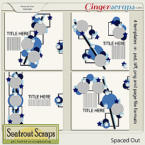 Spaced Out by Seatrout Scraps