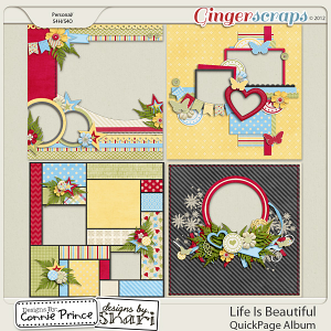 Life Is Beautiful - QuickPage Album