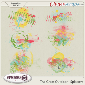 The Great Outdoors - Splatters