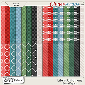 Life Is A Highway - Extra Papers