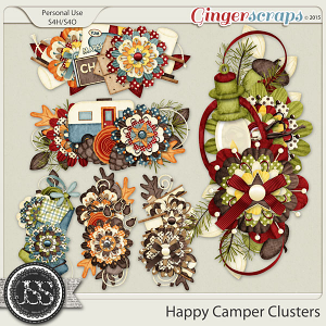Happy Camper Clusters