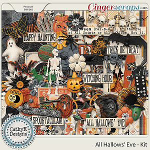 All Hallows' Eve - Kit