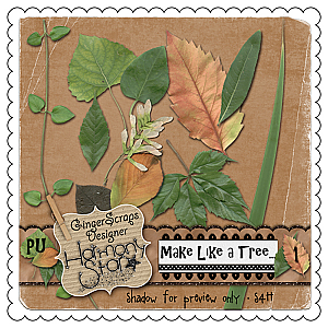 Make Like a Tree 1 PU