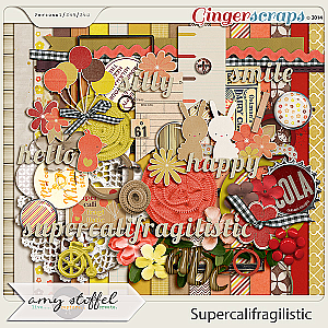 Supercalifragilistic by Amy Stoffel