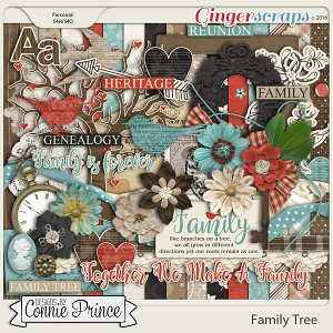 Family Tree - Kit
