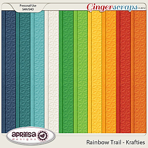 Rainbow Trail - Krafties