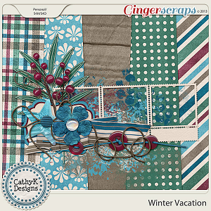 Winter Vacation Mini Kit