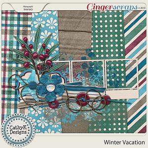 Winter Vacation Mini Kit