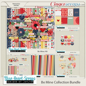 Be Mine Collection Bundle