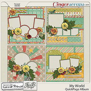 My World - QuickPage Album
