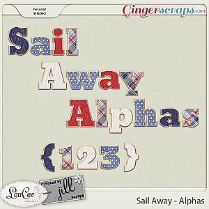 Sail Away - Alphas