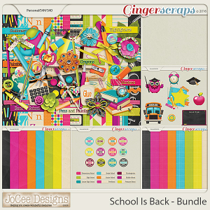 School Is Back Bundle