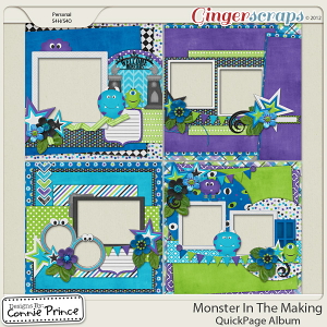 Retiring Soon - Monster In The Making - QuickPage Album