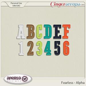 Fearless - Alpha