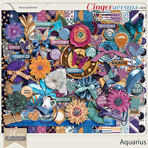 Aquarius Kit by JoCee Designs