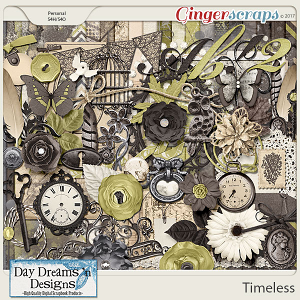 Timeless {Kit} by Day Dreams 'n Designs