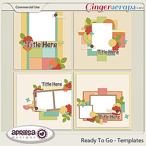 Ready To Go - Templates