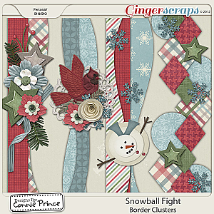 Snowball Fight - Border Clusters