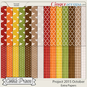 Project 2015 October - Extra Papers