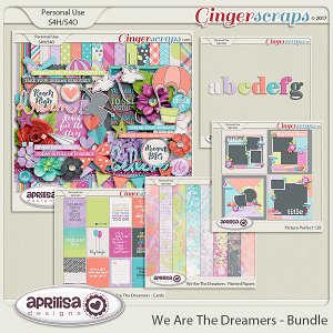We Are The Dreamers - Bundle by Aprilisa Designs